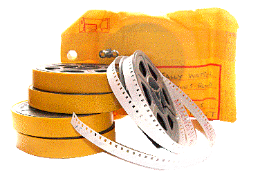 Cine Film to DIGITAL / DVD / CD Transfer Service
