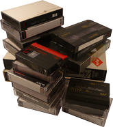 Video Tape and Cine Film to DIGITAL / DVD / CD Transfer Service